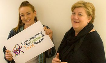Commissioner for Children and Young People logo winner announced