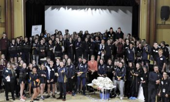 """Young people """"make history"""" at Commissioner's first Regional Youth Forum"""