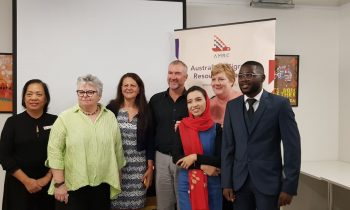 Commissioner brings Cambridge expert to Youth Migrant Education Forum