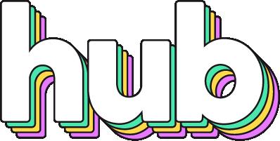 rainbow hub logo